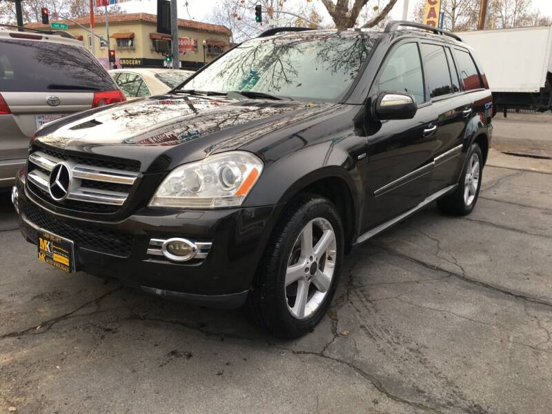 2009 Mercedes-Benz GL-Class for sale at MK Auto Wholesale in San Jose CA