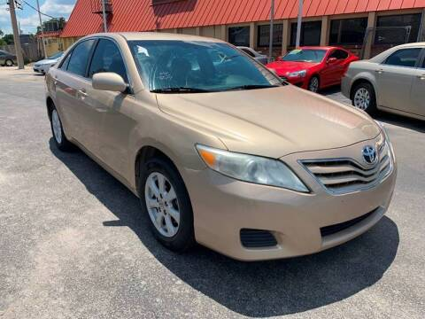2011 Toyota Camry for sale at City Automotive Center in Orlando FL