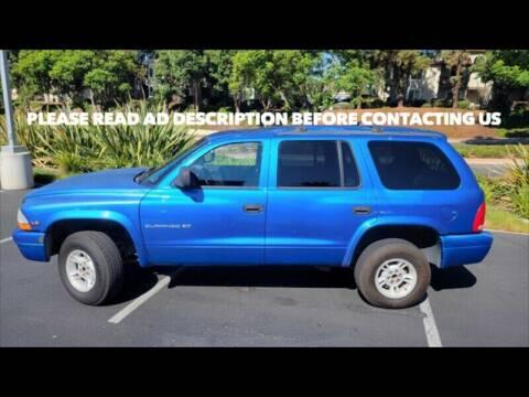 1998 Dodge Durango for sale at Auto Advantage in Escondido CA