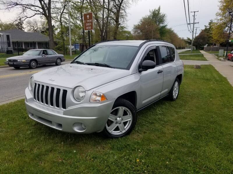 2007 Jeep Compass for sale at RBM AUTO BROKERS in Alsip IL