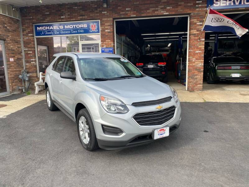 2016 Chevrolet Equinox for sale at Michaels Motor Sales INC in Lawrence MA