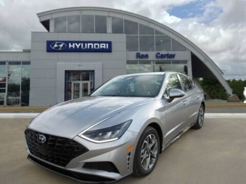 2021 Hyundai Sonata for sale at Ron Carter  Clear Lake Used Cars in Houston TX