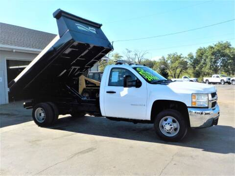 2008 Chevrolet Silverado 3500HD CC for sale at Steffes Motors in Council Bluffs IA