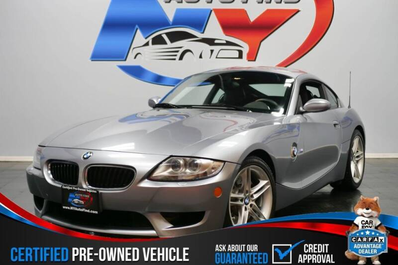 2007 BMW Z4 M for sale in Massapequa, NY