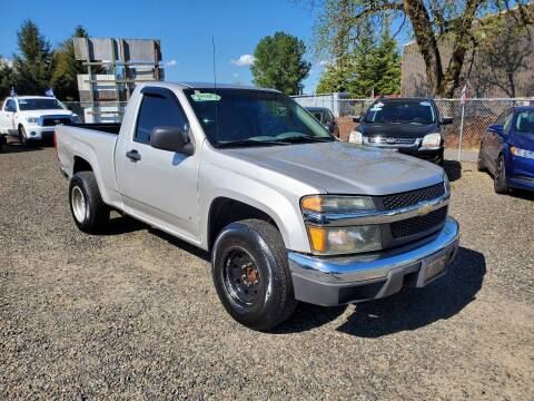 2006 Chevrolet Colorado for sale at McMinnville Auto Sales LLC in Mcminnville OR