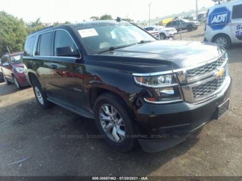 2016 Chevrolet Tahoe for sale at Ragins' Dynamic Auto LLC in Brookland AR