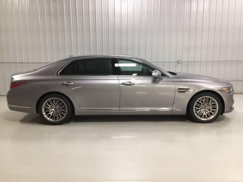 2021 Genesis G90 for sale at Elhart Automotive Campus in Holland MI