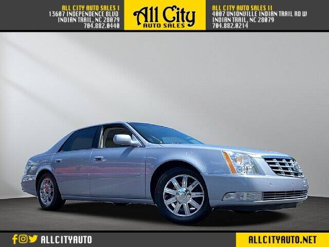 2006 Cadillac DTS for sale at All City Auto Sales II in Indian Trail NC