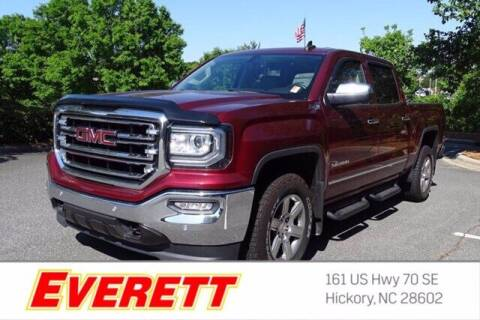 2017 GMC Sierra 1500 for sale at Everett Chevrolet Buick GMC in Hickory NC