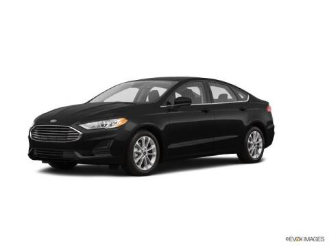 2020 Ford Fusion Hybrid for sale at Westchester Automotive in Scarsdale NY