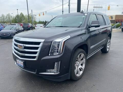 2017 Cadillac Escalade for sale at COYLE GM - COYLE NISSAN - New Inventory in Clarksville IN