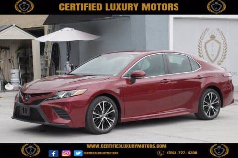 2018 Toyota Camry for sale at Certified Luxury Motors in Great Neck NY