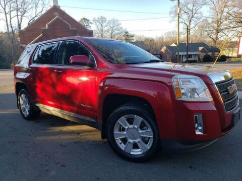 2013 GMC Terrain for sale at McAdenville Motors in Gastonia NC