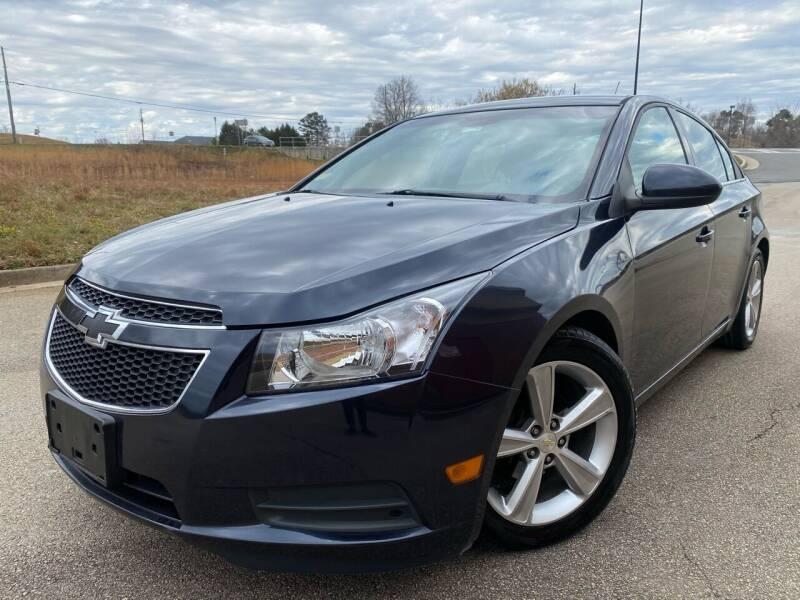 2014 Chevrolet Cruze for sale at Gwinnett Luxury Motors in Buford GA