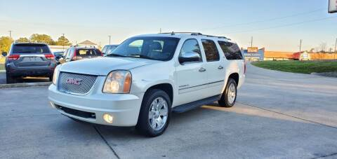 2011 GMC Yukon XL for sale at WHOLESALE AUTO GROUP in Mobile AL