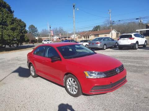 2015 Volkswagen Jetta for sale at VAUGHN'S USED CARS in Guin AL