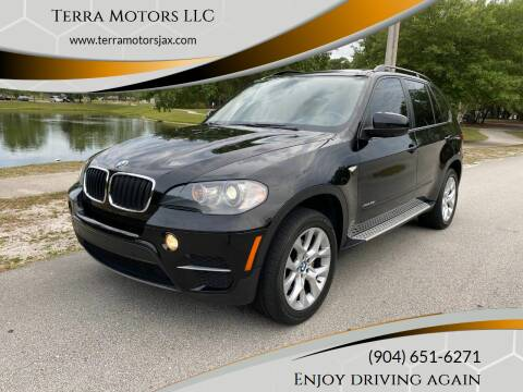2011 BMW X5 for sale at Terra Motors LLC in Jacksonville FL