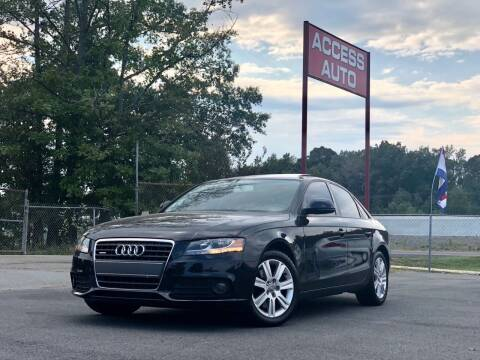 2009 Audi A4 for sale at Access Auto in Cabot AR