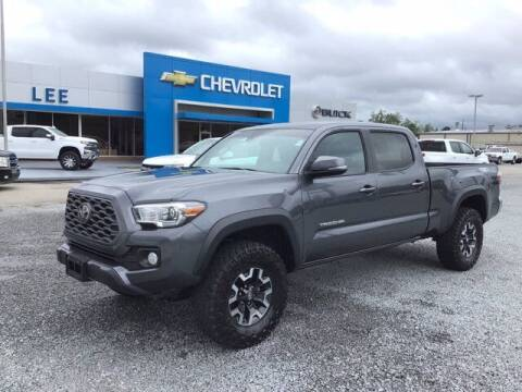 2020 Toyota Tacoma for sale at LEE CHEVROLET PONTIAC BUICK in Washington NC
