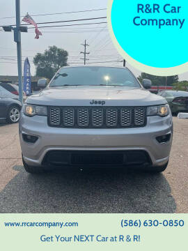 2018 Jeep Grand Cherokee for sale at R&R Car Company in Mount Clemens MI