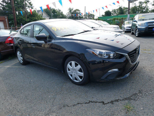 2015 Mazda MAZDA3 for sale at MICHAEL ANTHONY AUTO SALES in Plainfield NJ