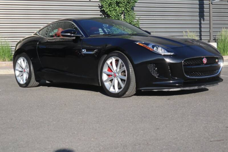 2015 Jaguar F-TYPE for sale at Sun Valley Auto Sales in Hailey ID