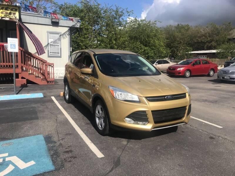 2014 Ford Escape for sale at Auto Solution in San Antonio TX
