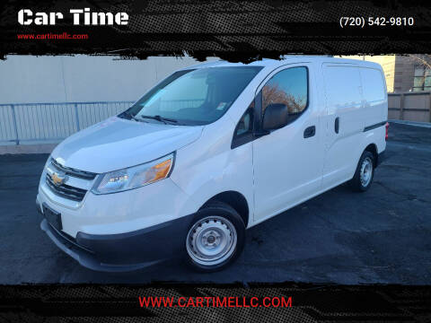 2015 Chevrolet City Express Cargo for sale at Car Time in Denver CO
