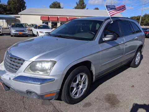 2005 Chrysler Pacifica for sale at Progressive Auto Sales in Twin Falls ID