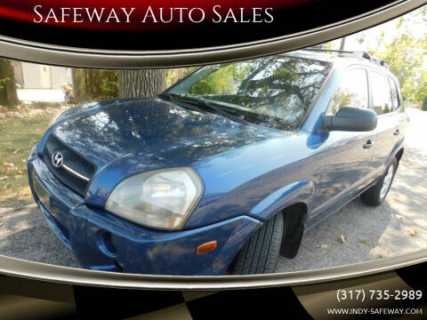 2005 Hyundai Tucson for sale at Safeway Auto Sales in Indianapolis IN