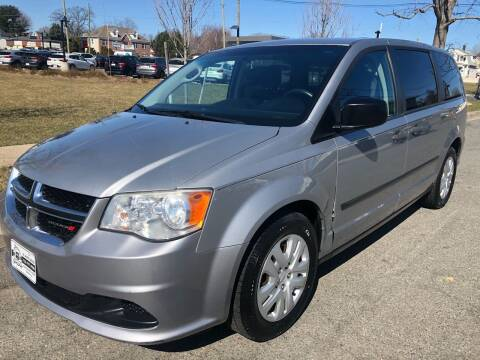 2014 Dodge Grand Caravan for sale at EZ Auto Sales , Inc in Edison NJ