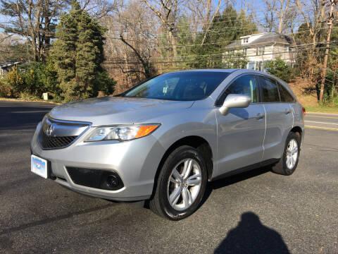 2013 Acura RDX for sale at Car World Inc in Arlington VA