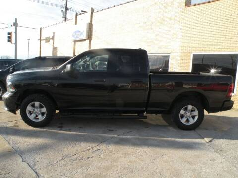 2015 RAM Ram Pickup 1500 for sale at Kingdom Auto Centers in Litchfield IL