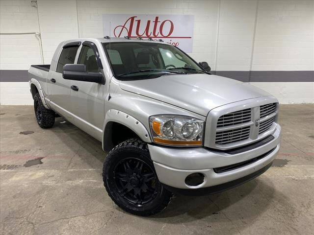 2006 Dodge Ram Pickup 3500 for sale at Auto Sales & Service Wholesale in Indianapolis IN
