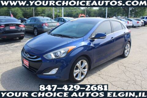 2013 Hyundai Elantra GT for sale at Your Choice Autos - Elgin in Elgin IL