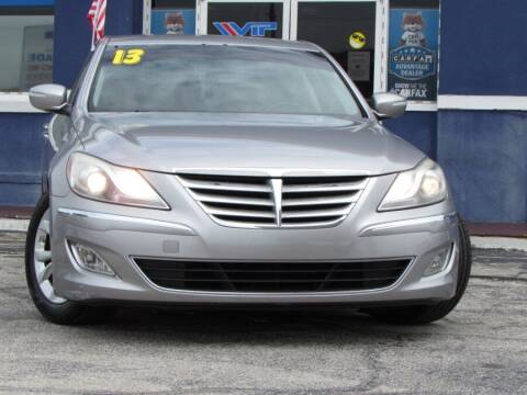 2013 Hyundai Genesis for sale at VIP AUTO ENTERPRISE INC. in Orlando FL