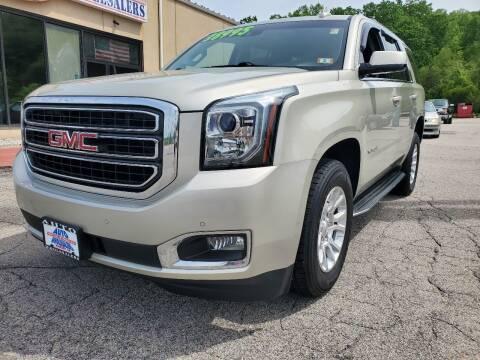 2016 GMC Yukon for sale at Auto Wholesalers Of Hooksett in Hooksett NH