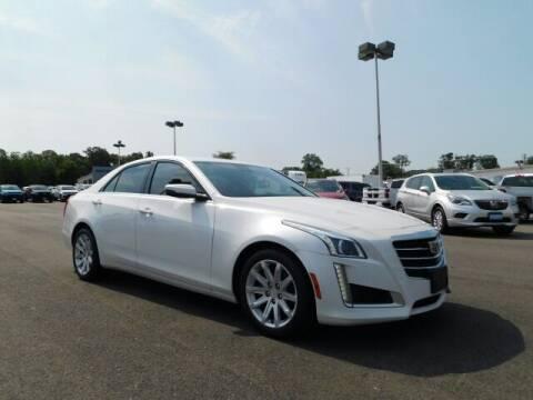 2015 Cadillac CTS for sale at Radley Cadillac in Fredericksburg VA