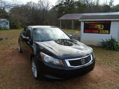2010 Honda Accord for sale at Hot Deals Auto LLC in Rock Hill SC
