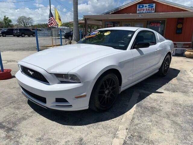 2014 Ford Mustang for sale at D&S Auto Sales, Inc in Melbourne FL