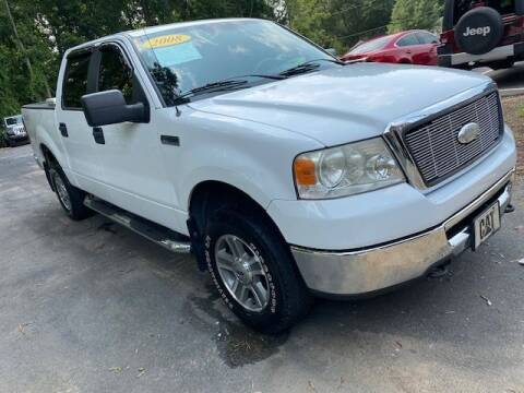 2008 Ford F-150 for sale at Adams Auto Group Inc. in Charlotte NC