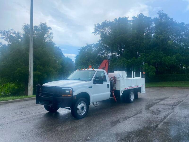 2000 Ford F-450 Super Duty for sale in West Palm Beach, FL