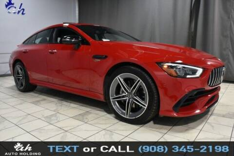 2019 Mercedes-Benz AMG GT for sale at AUTO HOLDING in Hillside NJ