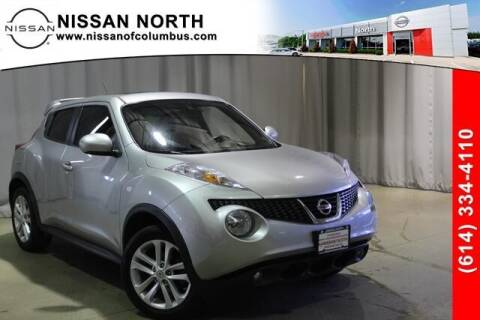 2011 Nissan JUKE for sale at Auto Center of Columbus in Columbus OH
