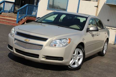 2012 Chevrolet Malibu for sale at Dynamics Auto Sale in Highland IN