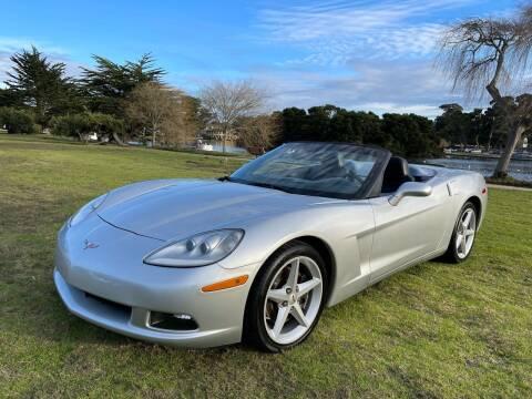 2013 Chevrolet Corvette for sale at Dodi Auto Sales in Monterey CA