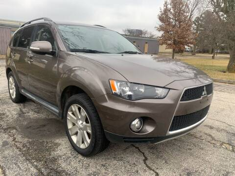2013 Mitsubishi Outlander for sale at Best Choice Auto Sales in Lexington KY