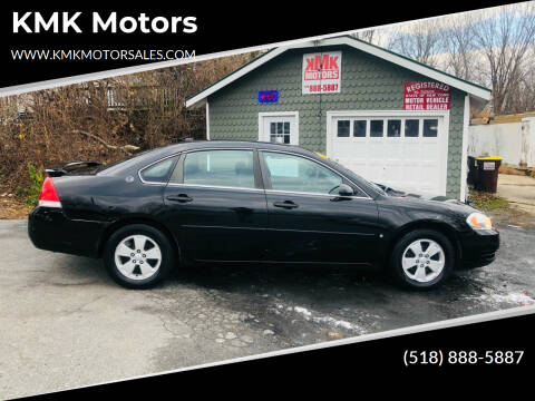 2008 Chevrolet Impala for sale at KMK Motors in Latham NY