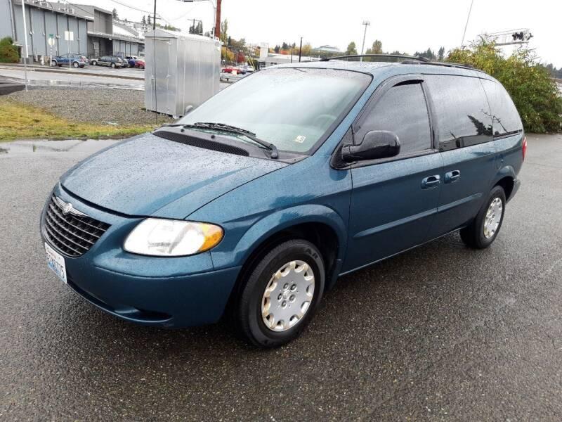 2002 Chrysler Voyager for sale at South Tacoma Motors Inc in Tacoma WA