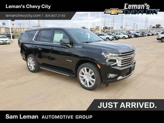 2021 Chevrolet Tahoe for sale in Bloomington, IL